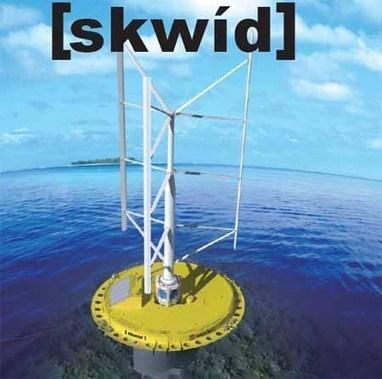 Vers des éoliennes flottantes hybrides : une première mondiale annoncée pour l'automne 2013 | Wind Power : innovation et R&D | Scoop.it