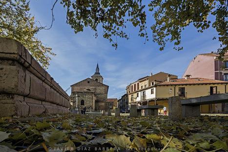 Será por fotos: Rincones de León I: Plaza del Grano | Iglesia de Nuestra Señora del Mercado (León) | Scoop.it