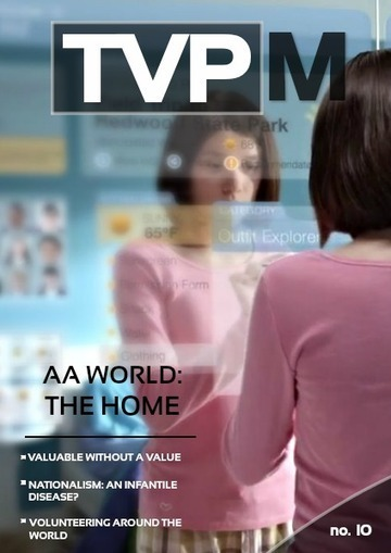 TVP Magazine Issue no. 10 | promienie | Scoop.it
