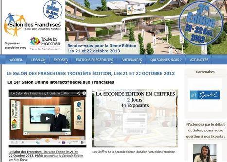 Salon virtuel des Franchises : plus de visiteurs qualifiés pour cette seconde édition ! | Salon virtuel des Franchises #2 | Scoop.it