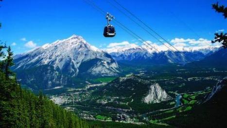 En images. Les téléphériques les plus fous du monde - Ouest-France | TOURISME OENOLOGIE | Scoop.it