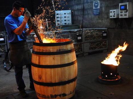 Des chênes de 160 à 180 ans pour faire les meilleurstonneaux | Le Vin et + encore | Scoop.it