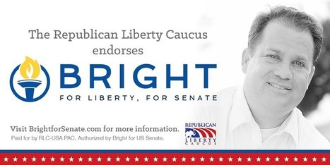 Republican Liberty Caucus endorses U.S. Senate candidate Lee Bright against Lindsey Graham - Freedom Outpost | Restore America | Scoop.it