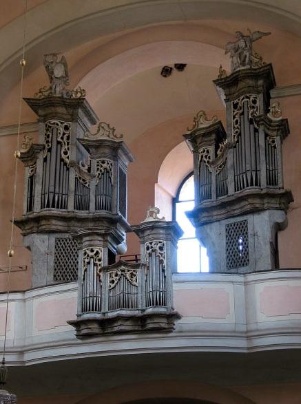 1793 Antonin Reis Organ   Virtual Pipes   Scoop.it