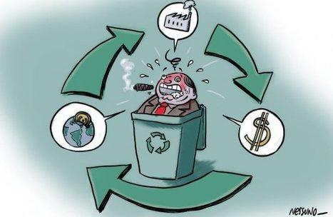 L'économie circulaire: changement de paradigme ou grande esbrouffe? | Gestion des services aux usagers | Scoop.it