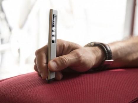 Escribe en cualquier superficie con este lápiz inteligente de código abierto - Formato Siete | Searching & sharing | Scoop.it