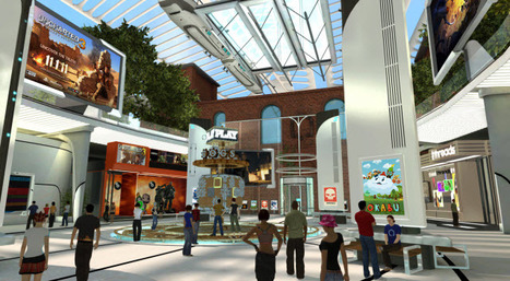 Sony redesigns PlayStation Home as a social gaming hub - VentureBeat | narrative design | Scoop.it