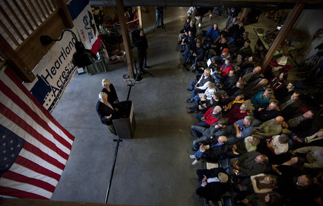 PhotoBlog - Inside Iowa: Voters describe what they want in a candidate   United States Politics   Scoop.it