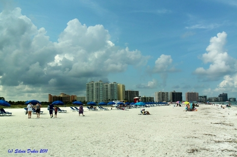 Florida Living: Clouds and White Beaches | clearwater | Scoop.it