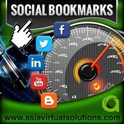 Social Bookmarks | asiavirtualsolutions | Scoop.it