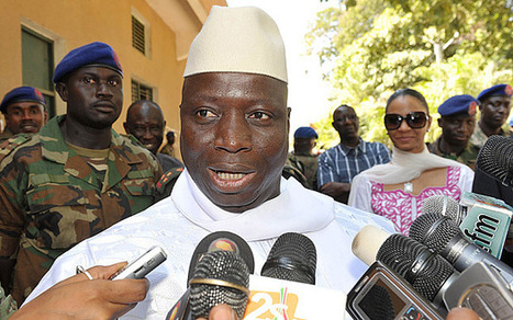 The Gambian despot who 'cured HIV-AIDS' and his British homoeopath allies | Virology News | Scoop.it