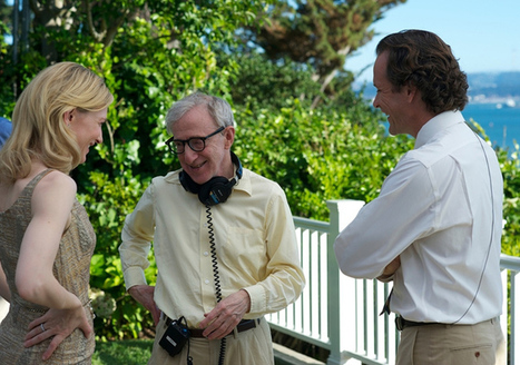 Woody Allen's Editor of 15 Years Alisa Lepselter Discusses Their Process and Their Latest Effort, 'Blue Jasmine' | Digital filmaking | Scoop.it