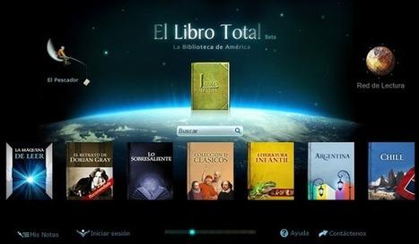El Libro Total. La mayor plataforma online de libros gratuitos en español | Educacion, ecologia y TIC | Scoop.it