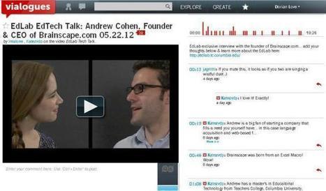 3 outils pour discuter en ligne autour de vidéos partagées | François MAGNAN  Formateur Consultant | Scoop.it