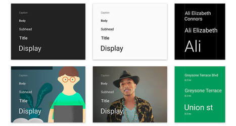 The Ultimate Guide to Google's Material Design | Worth to Scoop it | Scoop.it