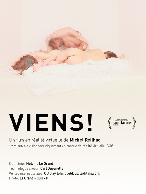 Interview with VR filmmaker Michel Reilhac | Documentary Evolution | Scoop.it