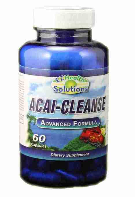 Acai berry diet - Acai berry colon cleanse - Acai berry pills | Digestive Supplements | Scoop.it