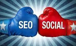 SEO VS Social Media – Which is More Important For Your Business? | Surviving Social Chaos | Scoop.it