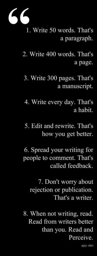 8 Simple Steps To Become A Great Writer Lifehack.org   Storytelling e Educação   Scoop.it