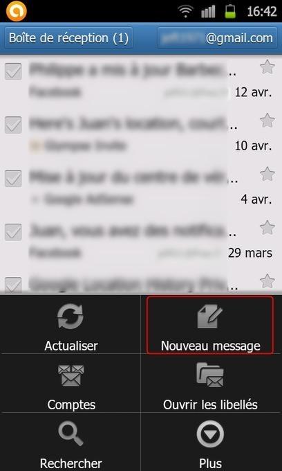 Envoyer & recevoir des Emails de son compte Orange sur son Android sans souscrire l'option Mail à 6 Euros | Time to Learn | Scoop.it