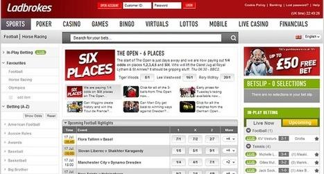 Ladbrokes.com Sportsbook and Bonus Review | sportsbook review | Scoop.it