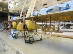 Caudron G.4 – WalkAround | History Around the Net | Scoop.it