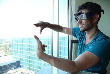 Un ordenador portátil más potente y más extraño que Google Glass | Tecnología | Scoop.it
