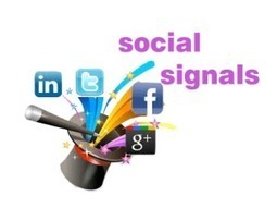 Benefits of social signal | Business | Scoop.it