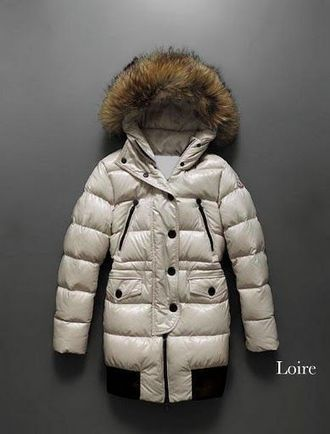 Browse And Buy Moncler piumini Loire bianco donna Gueran 2010 YL-87396H   omstandard.com   Scoop.it