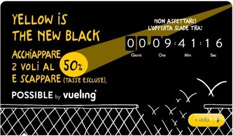 Black Friday Vueling: 50% di sconto sul tuo volo! | Travel | Scoop.it