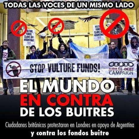 Los fondos buitre que intentan hundir a Argentina también actúan en España, en uno de ellos trabaja un hijo de Aznar | Txemabcn | Scoop.it