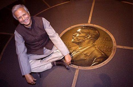 ¿Por qué Yunus viene a México a promover negocios sociales? | ExpokNewsExpokNews | Actores de Cambio | Scoop.it