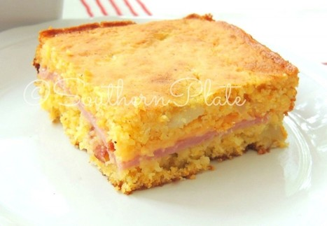 Cornbread Pan Sandwiches – and remembering what to reach for first | Amanda's Recipe Box | Scoop.it