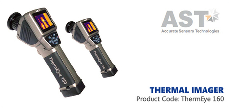 The Most Affordable Thermal Imager Camera with High Resolution from AST | Pyrometer | Scoop.it