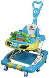 Buy Sunbaby Fast Drive Walker (Blue) | Discounts India | Scoop.it
