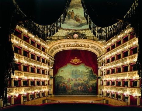 Italian Summers:  The 6 Best Venues to Experience The Opera in Italy. | Italian Inspiration | Scoop.it