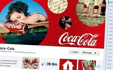 Facebook Timeline Brand Pages Are Here [PICS] | Designing  service | Scoop.it