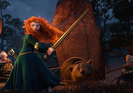Pixar's 22 Rules of Storytelling Presented with Film Stills from Pixar Films | WR | Scoop.it
