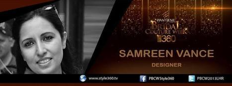 Samreen Closet Collection Bridal Couture Week 2013 | Latest Fashion Trends Updates | Scoop.it