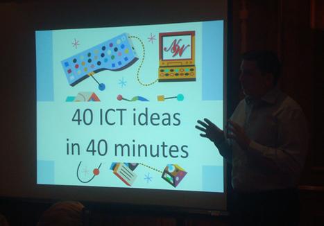 40 ICT ideas in 40 minutes | The 21st Century | Scoop.it