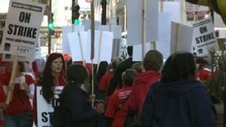 Strike Highlights Teacher's Pay | Coffee Party News | Scoop.it