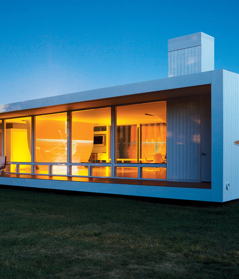 Slideshow: The Best of Prefab: 7 Homes We Love | Dwell | Small Houses and Sustainable Architecture | Scoop.it