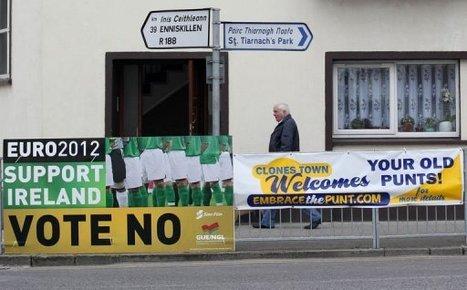 Les Irlandais se prononcent par référendum sur le pacte budgétaire européen | Union Européenne, une construction dans la tourmente | Scoop.it