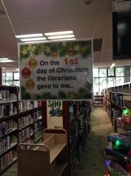 Puxi Secondary Library | On the FIRST day of SAS Library Christmas… | SAS Secondary Library Blog | Scoop.it