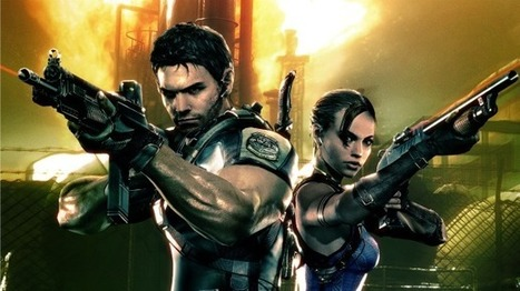 Report: Resident Evil 5 Arrives In Late June On Current-Gen Consoles   Sci-Fi Talk   Scoop.it