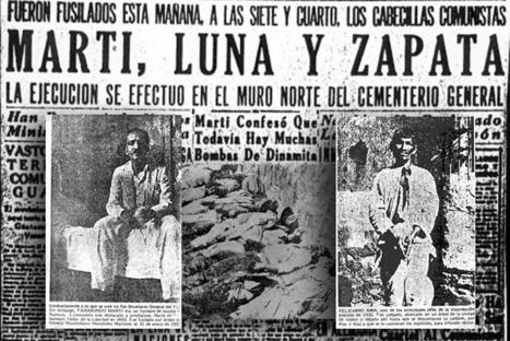 La matanza de 1932 y la apropiación partidaria  - Landsmoder   Literatura   Scoop.it