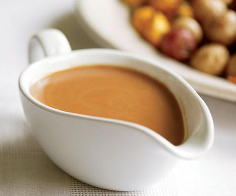 The Trick to Lump-Free Gravy | tips | Scoop.it