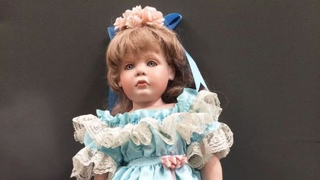 Investigators Solve Mystery of Porcelain Dolls - ABC News | CLOVER ENTERPRISES ''THE ENTERTAINMENT OF CHOICE'' | Scoop.it