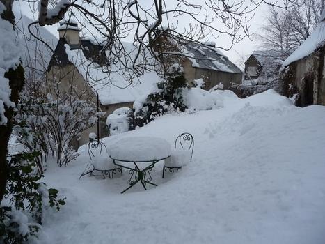 De Camous à Ardengost|Le blog de Michel BESSONE | Vallée d'Aure - Pyrénées | Scoop.it
