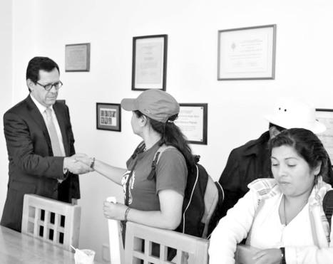 Padres de los 43 y Segob discrepan  sobre gestión de CIDH | ONG's en PERÚ | Scoop.it